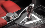 BMW 330e automatic gearbox