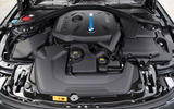 2.0-litre BMW 330e petrol engine