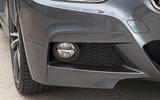 BMW 330e front foglights