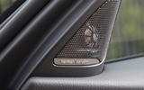 BMW 330e Harman Kardon stereo system