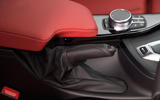BMW 330e iDrive controller