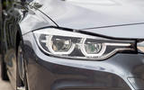 BMW 330e LED headlights