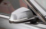 BMW 330e wing mirror