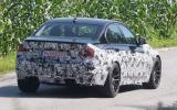 New M3 gets twin-turbo six