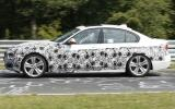 New BMW 3-series scooped