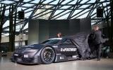 BMW DTM race concept revealed