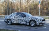 New BMW 4-series cabrio scooped