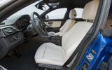 BMW 428i Gran Coupé interior