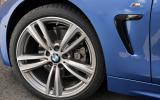 19in BMW 428i Gran Coupé alloys