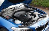 3.0-litre BMW 435i petrol engine