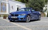 302bhp BMW 435i convertible