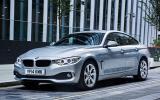 4 star BMW 4 Series Gran Coupé