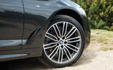 17in BMW 5 Series alloy wheels