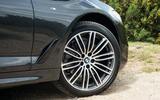 17in BMW 5 Series alloy wheels