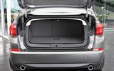 BMW 5 Series GT hatch opening