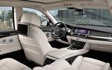 BMW 5 Series GT interior