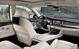 BMW 5 Series GT interior