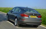 BMW 5 Series GT rear