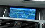 BMW 5 Series iDrive system