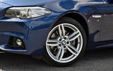 BMW 5 Series alloys