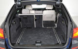 BMW 5 Series Touring boot space