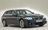 4 star BMW 5 Series Touring