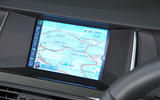 BMW 5 Series Touring iDrive system
