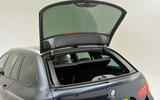 BMW 5 Series Touring hatch opening