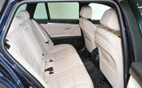 BMW 5 Series Touring rear seats