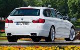 Geneva motor show: Alpina B5 Touring