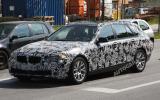 BMW confirms 5-series Touring