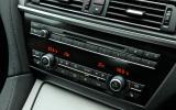 BMW 6 Series centre console