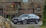 3.5 star BMW 6 Series Gran Turismo