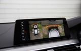 BMW 6 Series Gran Turismo 360-degree camera