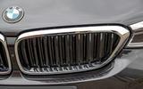 BMW 6 Series Gran Turismo active air vents
