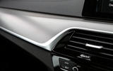 BMW 6 Series Gran Turismo carbon fibre trim