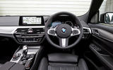 BMW 6 Series Gran Turismo dashboard