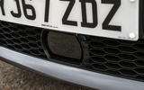 BMW 6 Series Gran Turismo front sensor
