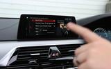 BMW 6 Series Gran Turismo gesture control