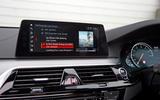 BMW 6 Series Gran Turismo iDrive infotainment system