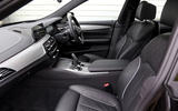 BMW 6 Series Gran Turismo interior