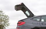 BMW 6 Series Gran Turismo powered tailgate
