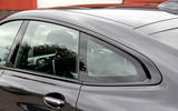 BMW 6 Series Gran Turismo raked roofline