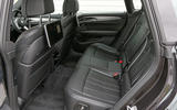 BMW 6 Series Gran Turismo rear seats