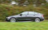 BMW 6 Series Gran Turismo side profile