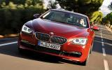 Shanghai motor show: BMW 6-series