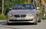 Detroit motor show: new BMW 6-series