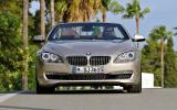 Detroit motor show: new BMW 6-series