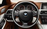 BMW 6-series Gran Coupé unveiled
