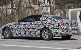 New BMW 6-series - spy video
